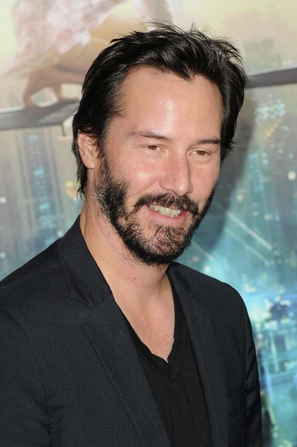 Actor Keanu Reeves arrives at Warner Bros. Pictures' 'Cloud Atlas' premiere at Grauman's Chinese Theatre on October 24, 2012 in Hollywood, California. Photo: Jason Merritt, Getty Images / 2012 Getty Images