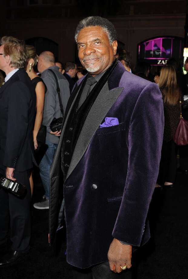 Actor Keith David arrives at Warner Bros. Pictures' 'Cloud Atlas' premiere at Grauman's Chinese Theatre on October 24, 2012 in Hollywood, California. Photo: Jason Merritt, Getty Images / 2012 Getty Images