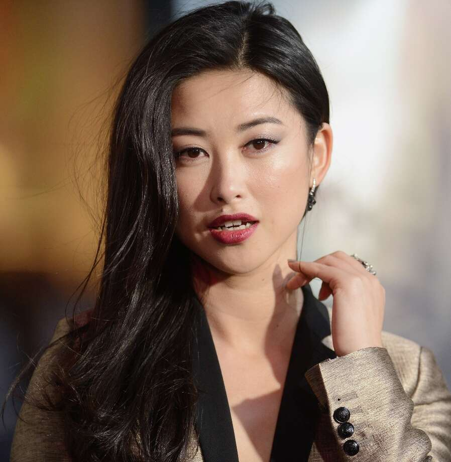 Actress Zhu Zhu arrives at Warner Bros. Pictures' 'Cloud Atlas' premiere at Grauman's Chinese Theatre on October 24, 2012 in Hollywood, California. Photo: Jason Merritt, Getty Images / 2012 Getty Images