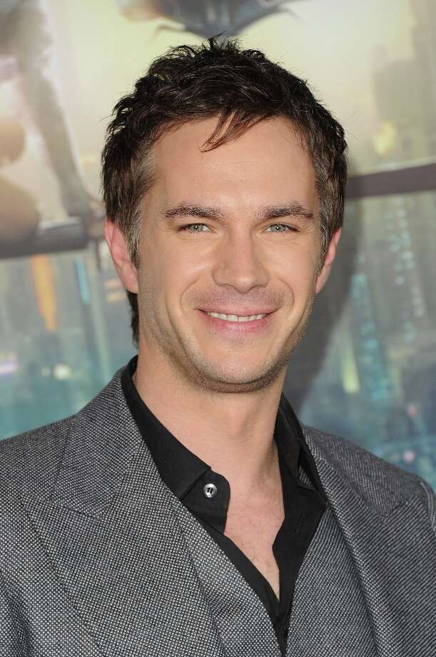 Actor James D'Arcy arrives at Warner Bros. Pictures' 'Cloud Atlas' premiere at Grauman's Chinese Theatre on October 24, 2012 in Hollywood, California. Photo: Jason Merritt, Getty Images / 2012 Getty Images
