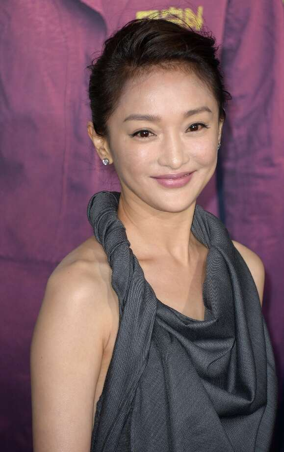Actress Xun Zhou arrives for the the premiere of 'Cloud Atlas'  at Grauman's Chinese Theatre on October 24, 2012 in Hollywood, California. Photo: JOE KLAMAR, AFP/Getty Images / AFP