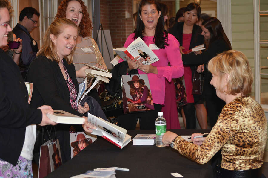 Were you Seen at the Bold In Business 2012 annual forum with author and former Cosmopolitan Editor-i