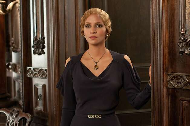 "HALLE BERRY as Jocasta Ayrs in the epic drama ""CLOUD ATLA."" Photo: Reiner Bajo"