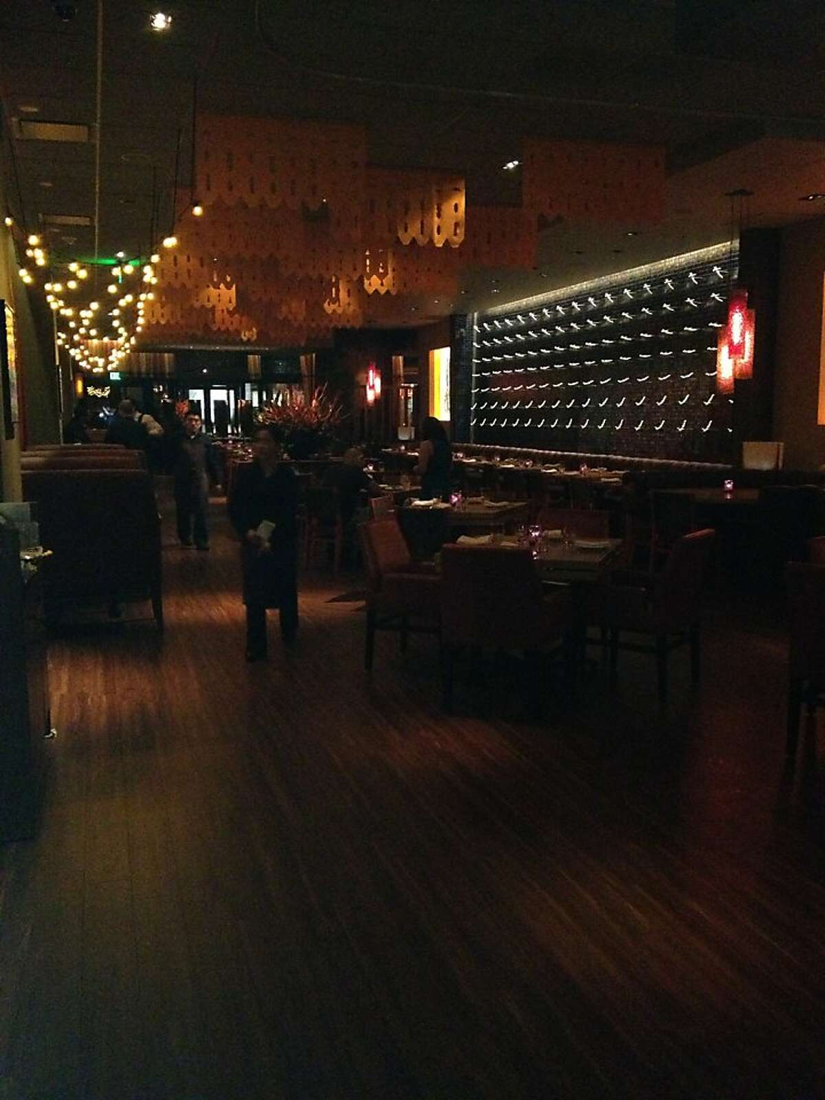 Rosa Mexicano has opened a branch in San Francisco.