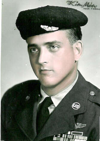 "Airman 1st Class Jerry Mack Wall, 24, was one of five men aboard a Fairchild C-123B Provider who were killed in a high-risk ""candlestick mission,"" dropping flares to illuminate targets for fighters and bombers, on May 18, 1966. Photo: Courtesy Photo"
