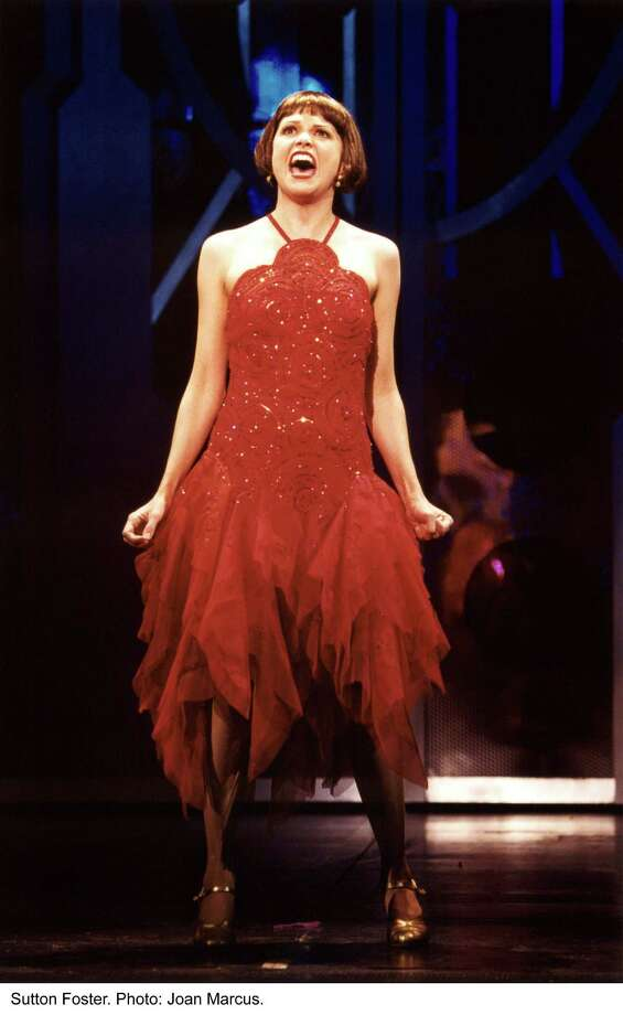 "Sutton Foster starred in the Broadway production of ""Thoroughly Modern Millie.'' She won a Tony for her depiction of the title character. Photo: Joan Marcus / handout email"