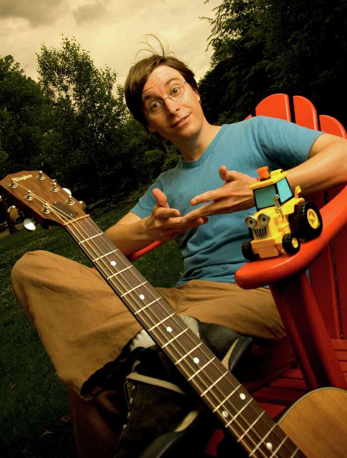 Fairfield University will present a performance by singer-songwriter and childrenís music performer Justin Roberts and his band, The Not Ready for Naptime Players, on Sunday, Oct. 28, at the Regina A. Quick Center for the Arts. Photo: Contributed Photo/Todd Rosenberg / © Todd Rosenberg Photography