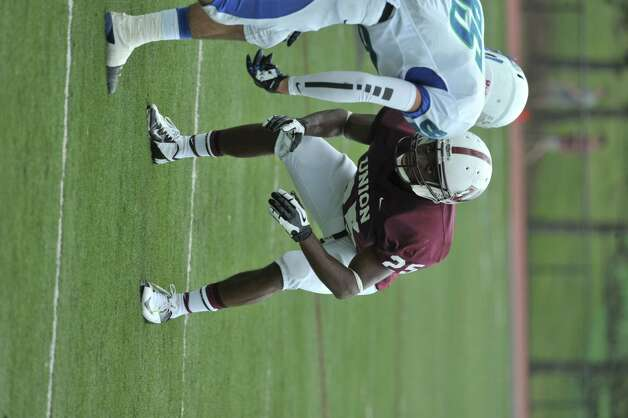 Union College defensive back Jafar Johnson. (Carlyn Studios/Union sports information)