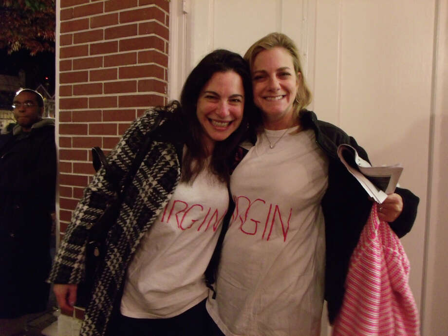 Were you seen at The Rocky Horror Picture Show in Stamford Thursday night? Avon Theater 10/25/2012 Photo: Todd Tracy
