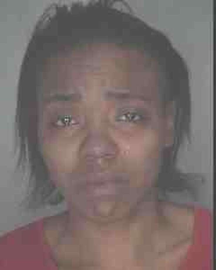 Nickia Dickerson, of 1159 Chrisler Ave., was arrested Wednesday, Oct. 24, 2012, after she allegedly encouraged two teens to fight, police said. (Schenectady Police Department)