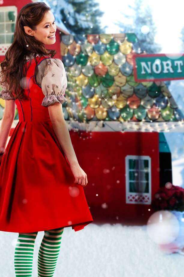 S.A.'s Summer Glau is an elf-turned-nanny in 'Help for the Holidays' coming to Hallmark Channel.