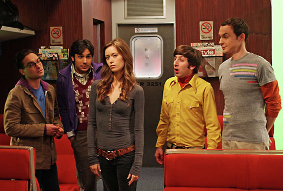 "Best television series, musical or comedy nominee:""Big Bang Theory"""
