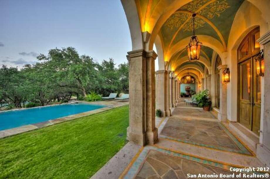 Price: $3,999,900 1726 GREYSTONE RDG  San Antonio, TX 78258-4506 More information Photo: Realtor.com