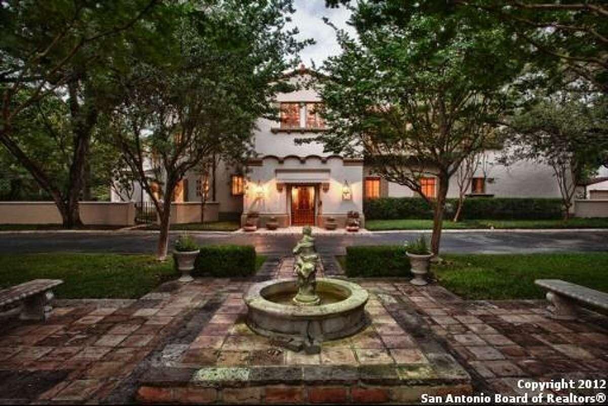 Price: $4,300,000 555 ELDON RD San Antonio, TX 78209-5948 More information