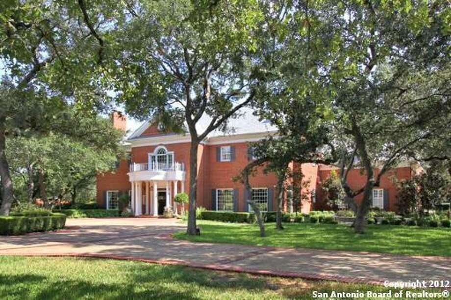 Price: $3,300,000 100 PIN OAK FOREST ST  San Antonio, TX 78232-2002 More information Photo: Realtor.com