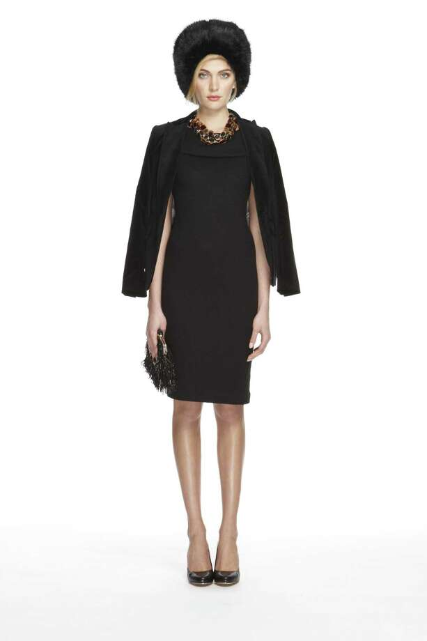 TAILORED: Banana Republic?s limited-edition Anna Karenina Collection features tailored dresses, blazers and accessories. Photo: Banana Republic