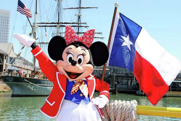 The Disney Magic, now offering seven-day cruises out of Galveston, is the first Disney ship to cruise from Texas. Photo: Courtesy Photo