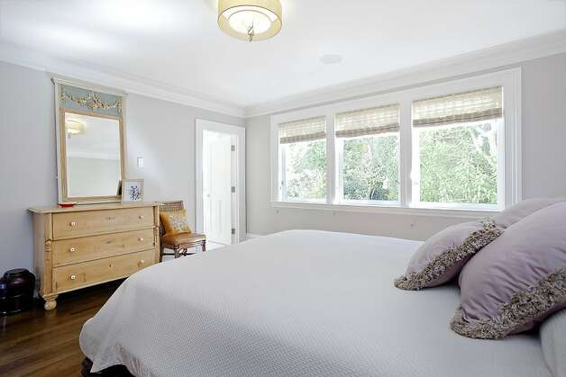 The bedrooms feel both welcoming and spacious. Photo: OpenHomesPhotography.com