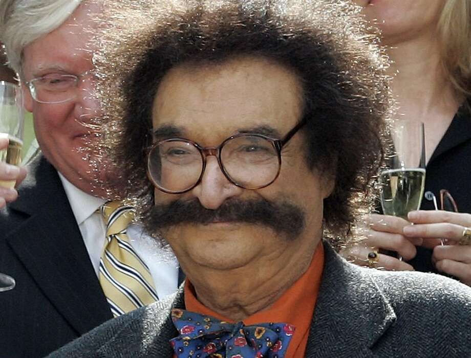 "Gene Shalit retired from the ""Today"" show in 2010. Photo: Richard Drew, Associated Press"
