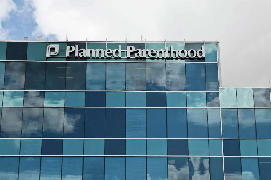 Planned Parenthood headquarters off Gulf Freeway. The latest video wasthe fifth in a series of videos that a California group has produced in a campaign aimed at showing that Planned Parenthood illegally sells fetal tissue to scientists. Photo: Michael Paulsen, Houston Chronicle / Houston Chronicle