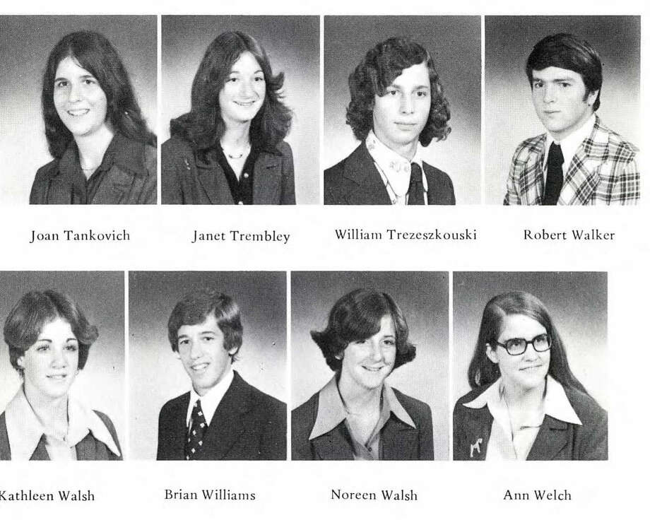 Brian Williams: Mater Dei High School, 1976 Photo: Ancestry.com