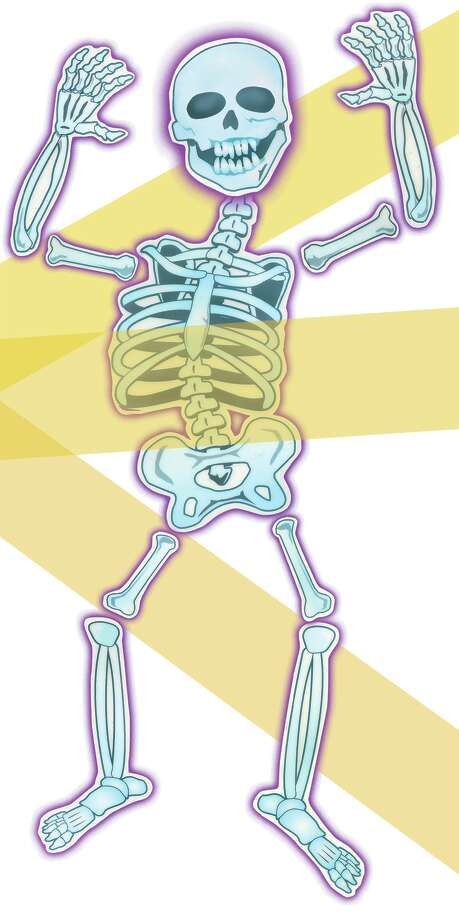 Bone up: Take care of your skeleton. (Times Union)
