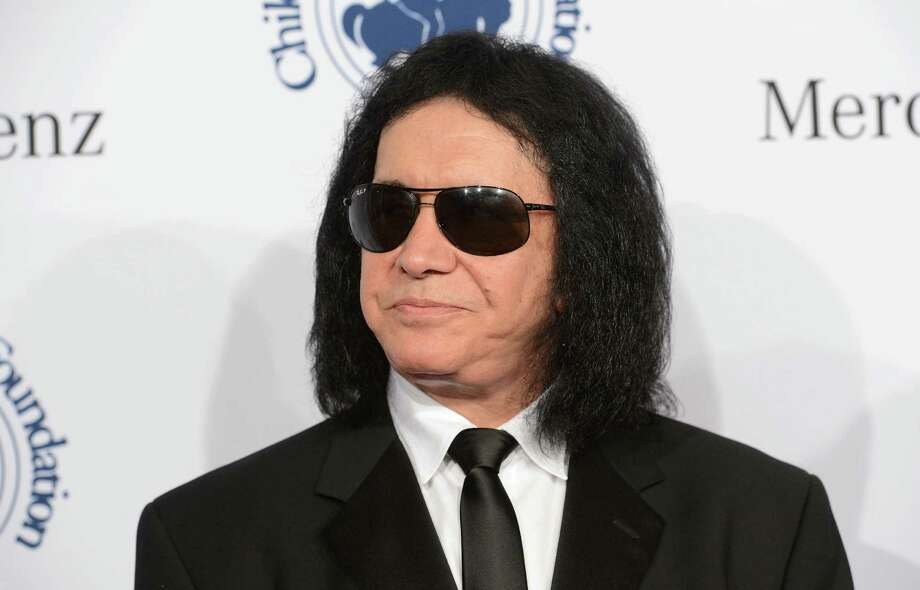 "Gene Simmons - net worth of $300 million. ""...in terms of an inheritance and stuff, they're gonna be taken care of, but they will never be rich off my money."" Source: news.com.au Photo: File Photo / 2012 Getty Images"