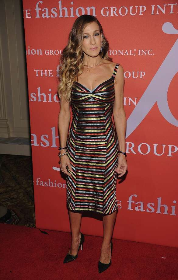 Sarah Jessica Parker attends the 29th Annual Fashion Group International Night Of Stars at Cipriani Wall Street on October 25, 2012 in New York City. Photo: Dimitrios Kambouris, Getty Images / 2012 Getty Images