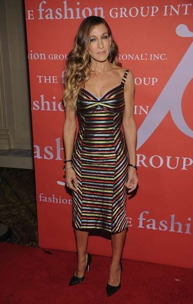 Sarah Jessica Parker attends the 29th Annual Fashion Group International Night Of Stars at Cipriani