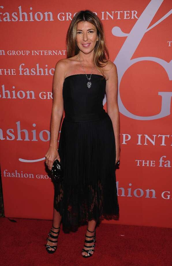 Nina Garcia attends the 29th Annual Fashion Group International Night Of Stars at Cipriani Wall Street on October 25, 2012 in New York City. Photo: Dimitrios Kambouris, Getty Images / 2012 Getty Images