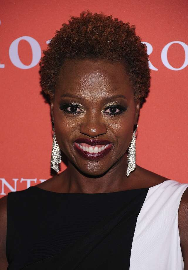 Viola Davis attends the 29th Annual Fashion Group International Night Of Stars at Cipriani Wall Street on October 25, 2012 in New York City. Photo: Dimitrios Kambouris, Getty Images / 2012 Getty Images