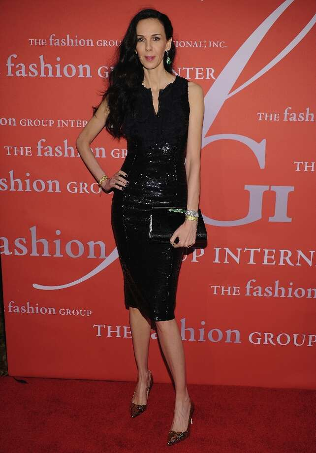 L'Wren Scott attends the 29th Annual Fashion Group International Night Of Stars at Cipriani Wall Street on October 25, 2012 in New York City. Photo: Dimitrios Kambouris, Getty Images / 2012 Getty Images