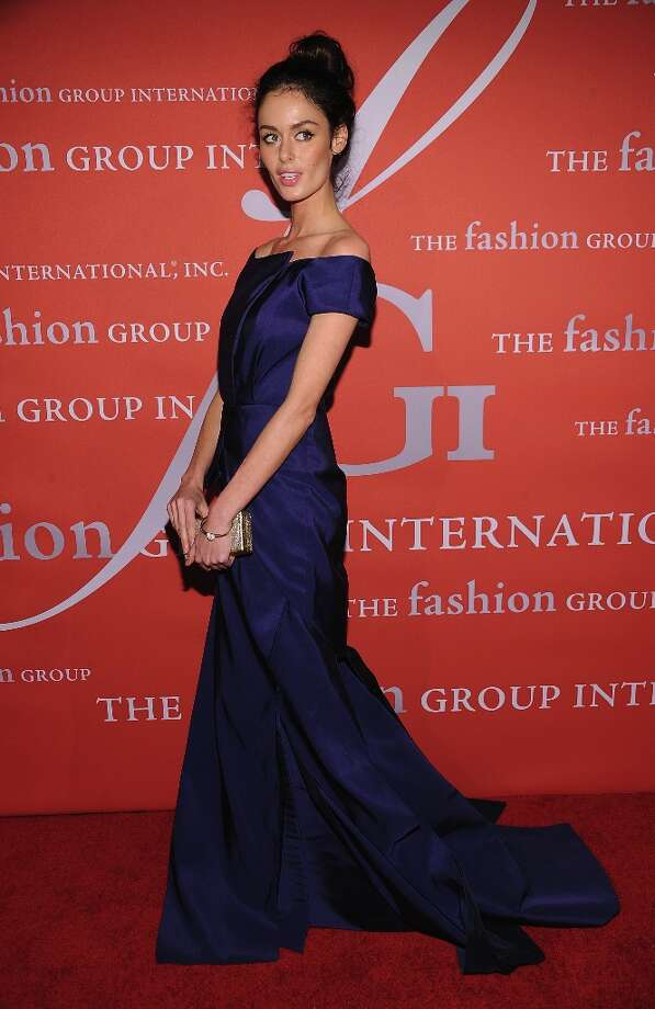 Nicole Trunfio attends the 29th Annual Fashion Group International Night Of Stars at Cipriani Wall Street on October 25, 2012 in New York City. Photo: Dimitrios Kambouris, Getty Images / 2012 Getty Images