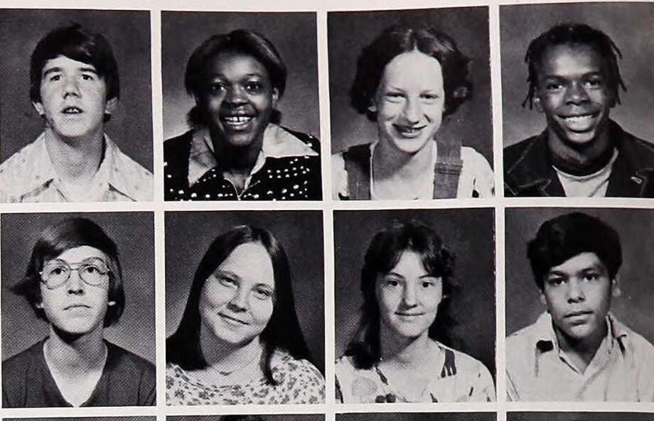 Kathy Griffin: Oak Park River Forest High School, 1976 Photo: Ancestry.com