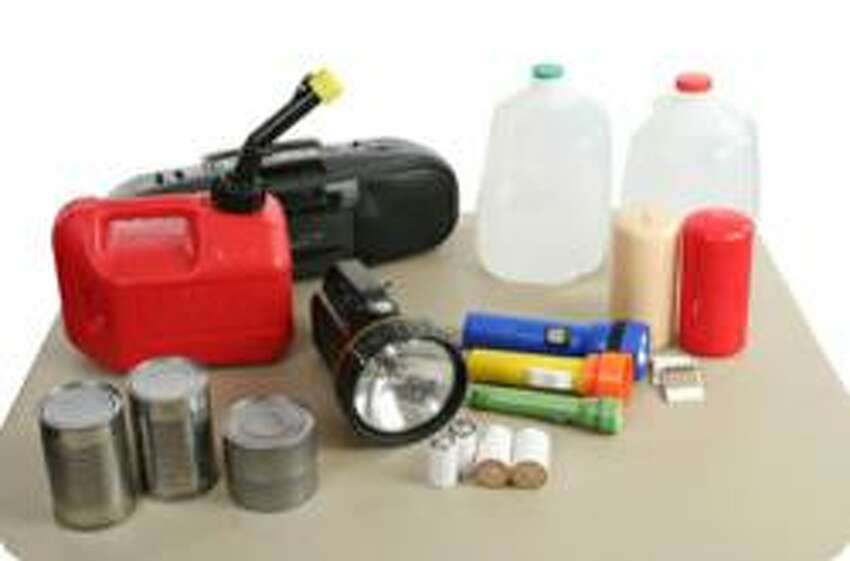 Make sure you gather the appropriate supplies in case you lose power and water for several days and are unable to leave. Include a warm coat, hat, mittens or gloves, and waterproof boots, along with extra blankets and warm clothing. Source: The American Red Cross