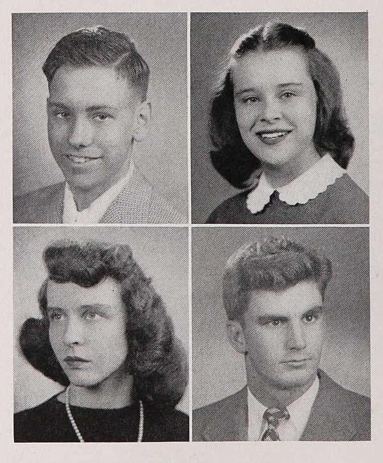 Warren Buffett: Wilson High School, 1947 Photo: Ancestry.com