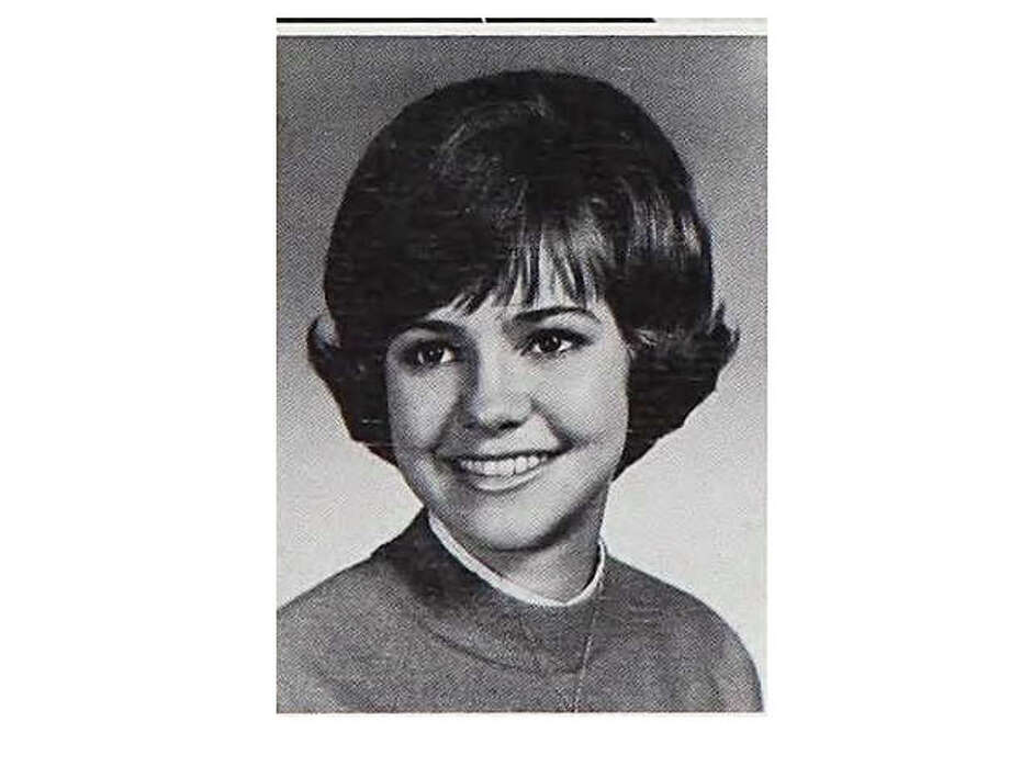 Hint: This yearbook photo was published shortly before her first sitcom Photo: Ancestry.com