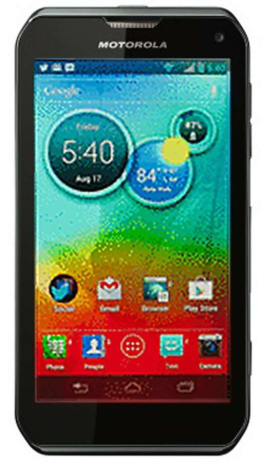 Motorola Photon Q 4G LTE (Sprint) Photo: Cnet Review