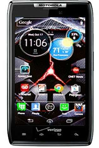 Motorola Droid Razr HD (Verizon) Photo: Cnet Review
