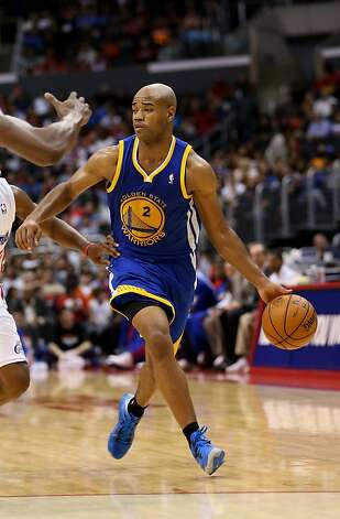 Eight-year veteran Jarrett Jack had a career year at the point with the Hornets last season. Photo: Stephen Dunn, Getty Images