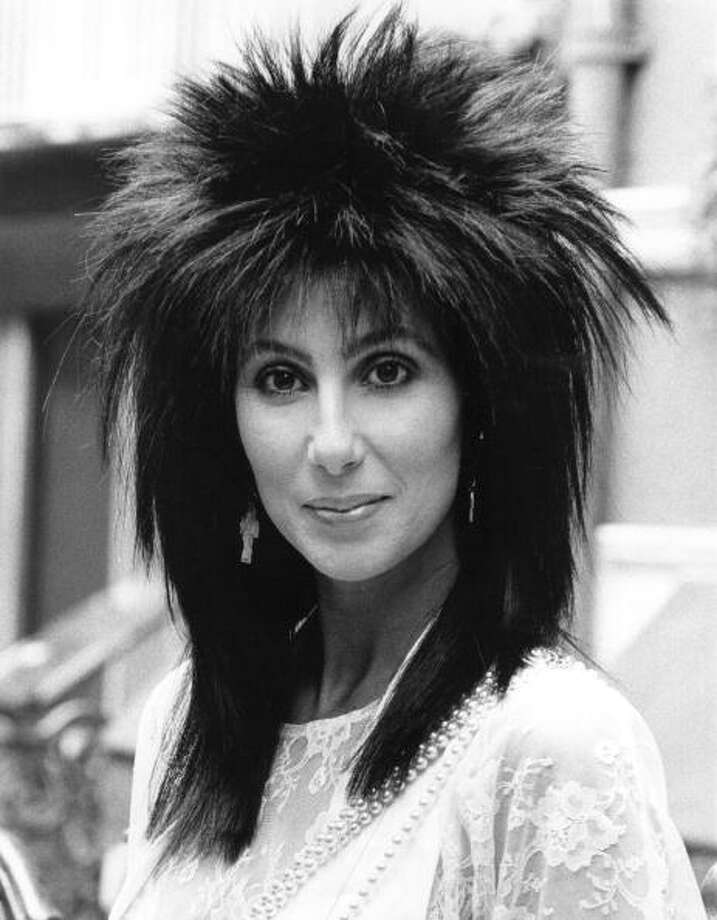 """Cher began as a TV singer and personality in the '70s with then-husband Sonny Bono, but became an acclaimed actress in the '80s. She did """"Silkwood,"""" """"Mask"""" and """"Moonstruck."""" Photo: Keystone, . / Hulton Archive"""