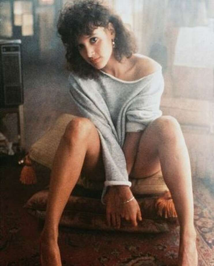 Jennifer Beals in the movie 'Flashdance' in 1983. Photo: .