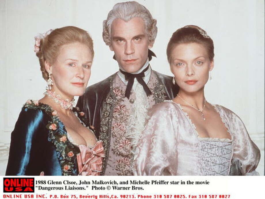 Glenn Close (along with Michelle