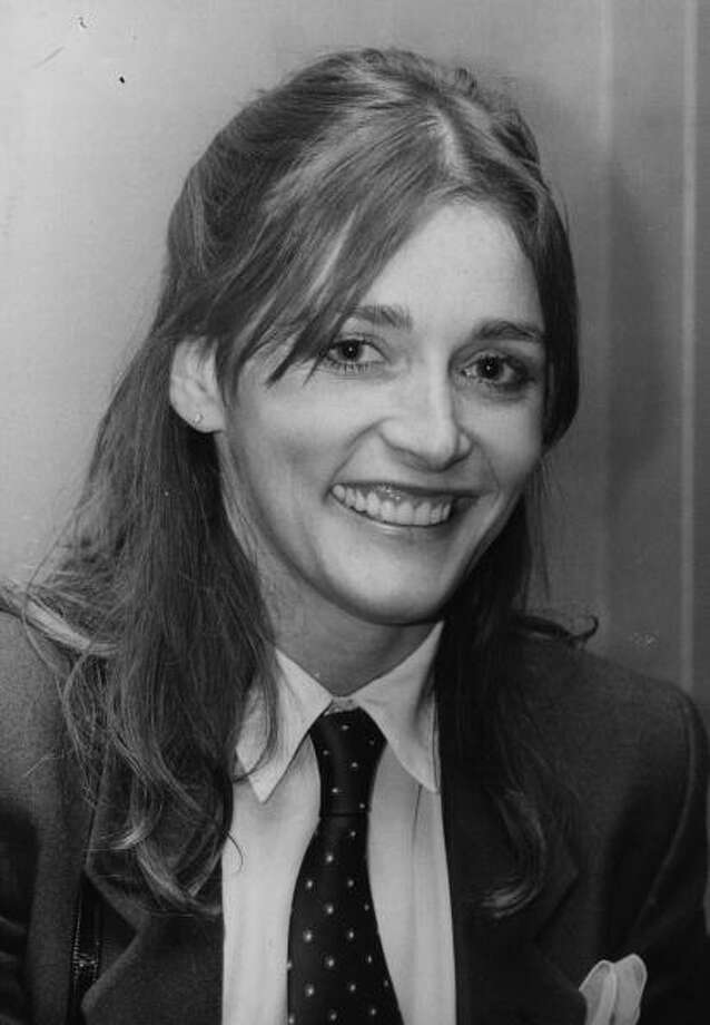 Margot Kidder was Lois Lane in four Superman movies 1978 to 1987, playing opposite Christopher Reeve. She's pictured in 1981.  Photo: Central Press, . / Hulton Archive