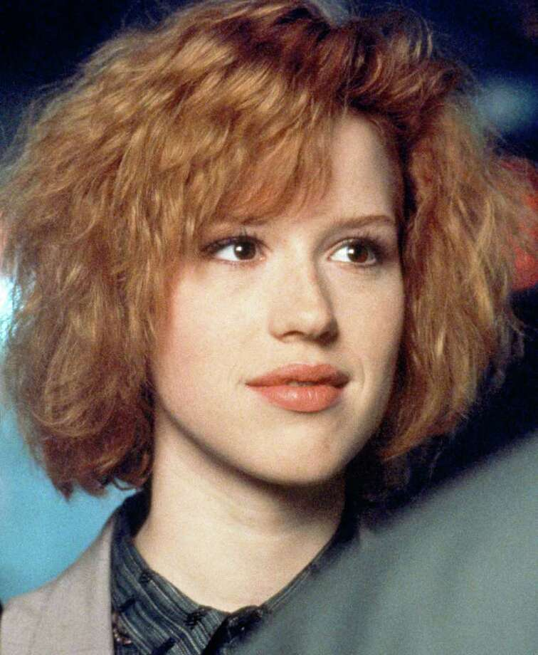 """Molly Ringwald personifies angsty teen movies of the '80s, having starred in """"Sixteen Candles,"""" """"The Breakfast Club"""" and """"Pretty in Pink,"""" all done by director John Hughes. Ringwald is pictured in 1987. 1987. Photo: ."""