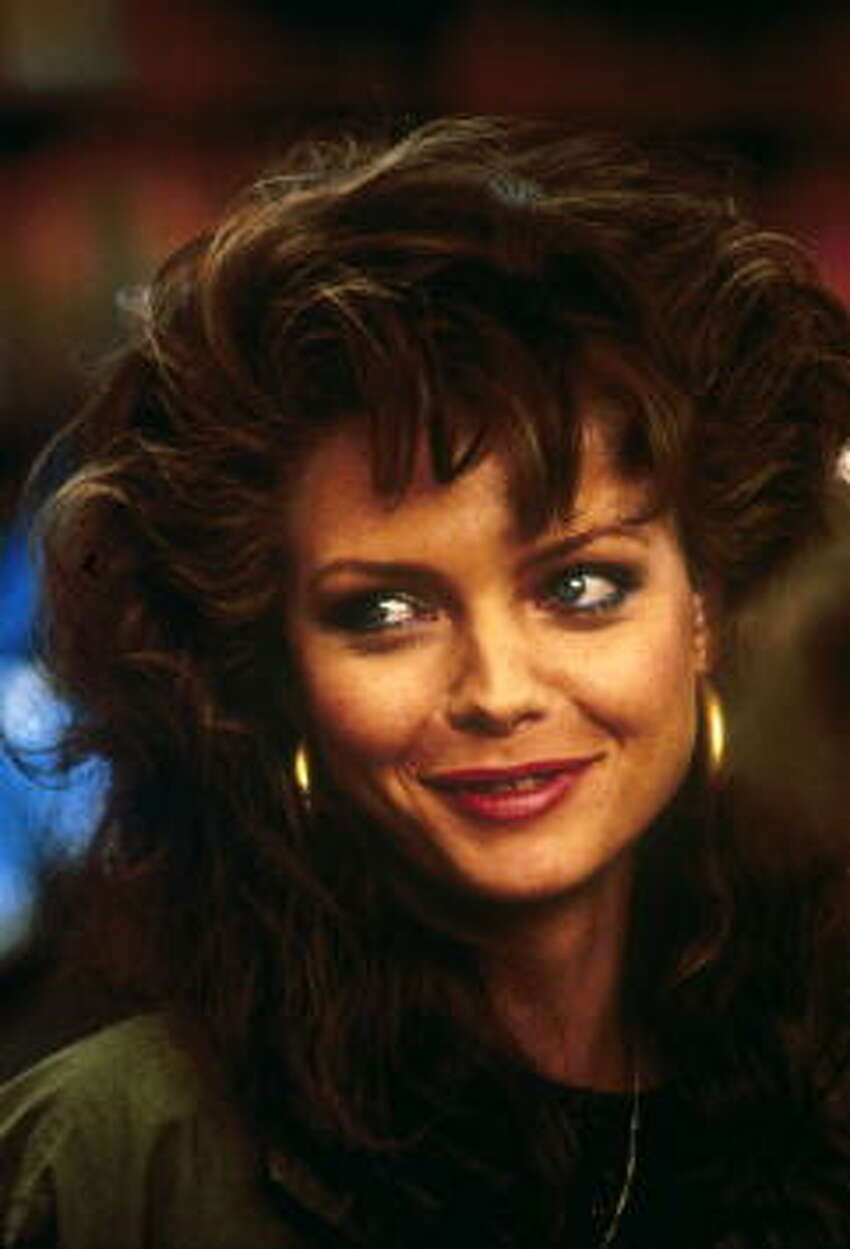 Michelle Pfeiffer was a California beauty queen before making her film debut in the '80s, with