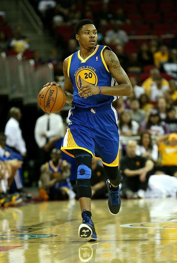 Kent Bazemore was a summer-league sensation who showed an ability to defend four positions. Photo: Stephen Dunn, Getty Images