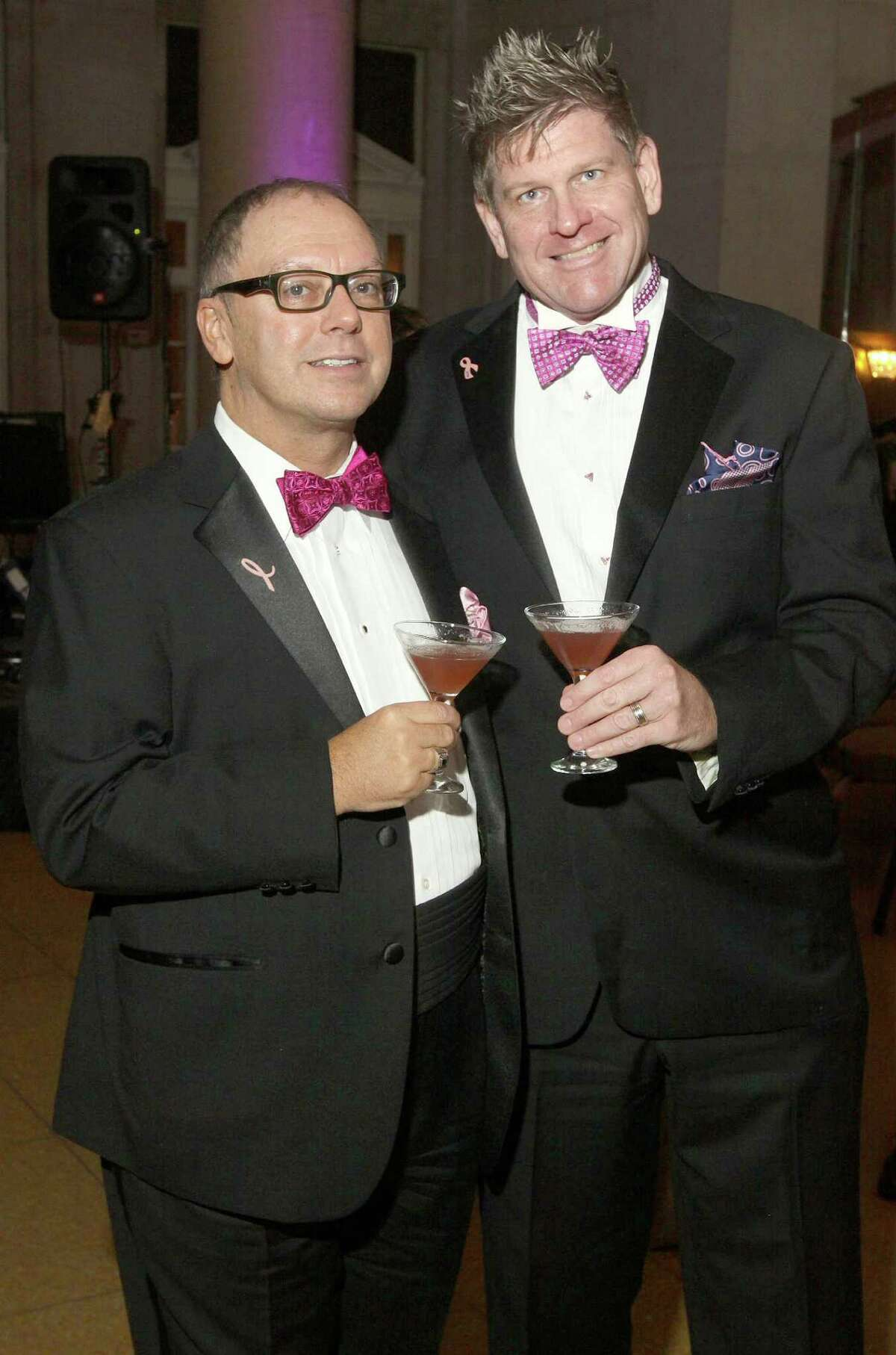 Were you Seen at the Eight Annual Pink Ball to benefit the To Life! breast cancer support organization at the Hall of Springs in Saratoga Springs on Friday, October 26, 2012?