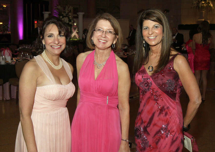 Were you Seen at the Eight Annual Pink Ball to benefit the To Life! breast cancer support organizati