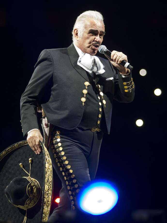 Fernandez is known as the king of ranchera music.